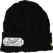 Pittsburgh Steelers Women's Winter Weave Knit Cap