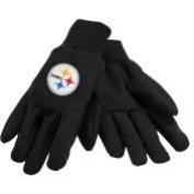 McArthur Sports Pittsburgh Steelers Sports Utility Glove - 1 Pair Unisex