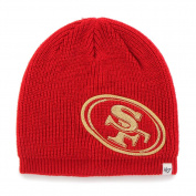 Women's San Francisco 49ers Sparkle Beanie Cap