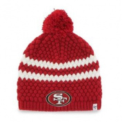Women's Knit San Francisco 49ers Beanie Cap