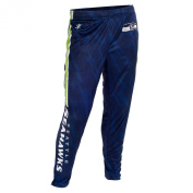 Seattle Seahawks Forever Collectibles KLEW Tapered Zip Joggers Sizes