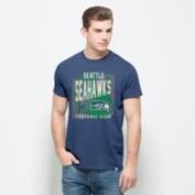 Seattle Seahawks '47 Brand Crosstown Flanker T Shirt Size XL