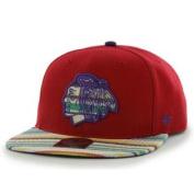 Chicago Blackhawks Red Warchild Wool Adjustable Snapback Hat Cap