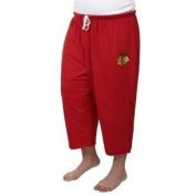 Majestic Chicago Blackhawks Ladies Capri Pants - Red