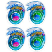 Wave Skipper - Bounces on Water Soft Sponge Ball _ Bundle of 4 Identical Balls