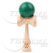 Tribute Kendama - Super Stick Paint - SILK Edition - Forest Green