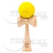 Tribute Kendama - Super Stick Paint - SILK Edition - Yellow