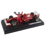 Ferrari F2012 Fernando Alonso Malaysian GP 1:18th