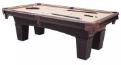 8 & #8217; Crestmont billiard table