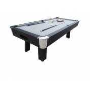 2.1m Arlington Grey Billiard Table