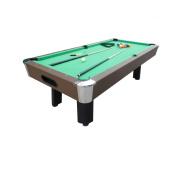 2.4m Green Billiard Table