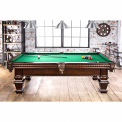 Cherry Luther 2.4m Billiard Table