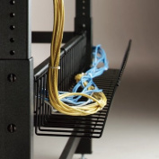 Mayline Techworks Horizontal Cable Management,