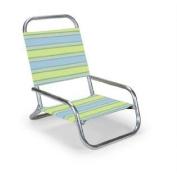 Telescope Casual Sun and Sand Folding Beach Chair, Coastal