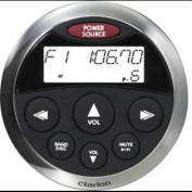 Clarion Old Watertight Marine Wired Remote w/LCD CLAR-CMRC1BSS
