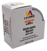 La Looks Mens Glue Gel Volcanic Rush 100ml Jar