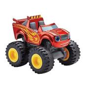 Fisher-Price Nickelodeon Blaze and The Monster Machines Metallic Blaze Vehicle