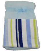 Little Beginnings Soft Fleece Baby Blanket Blue