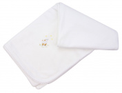 Paty Pima Blanket w/Embroidered Lamb