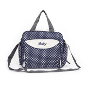 Baby Nappy Nappy Changing Tote Mummy Bag,Blue