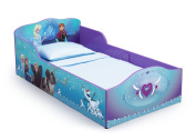 Delta Children Wood Toddler Bed, Disney Frozen