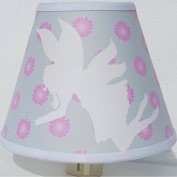 Flowers and Fairy Night Lights / Fairies Room Decor