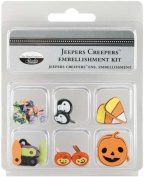 Jeepers Creepers Embellishment Kit