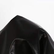 NAT Leathers 30cm X 30cm Cutting Black 70ml Crafting Cowhide Genuine Leather Hide Skin Smooth