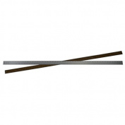 Alumicolor Ludwig Precision by 120cm Cork Backed Aluminium Straight Edge