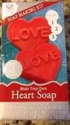 Make Your Own Heart Soap