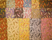 17 Yards Perfect Paisley from Marshall Dry Goods 100% Cotton Quilt Fabric