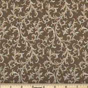 Quilting Fabric Royalty Brown/By the yard