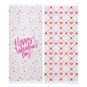 Valentine Treat Bags 25 Ct