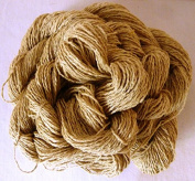Colonial Antique Beige Cotton Blend Fingering Weight Crochet Yarn Thread