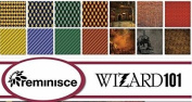 Happy Potter Wizards 101 - 12X12 Scrapbook Papers by Reminisce 7 sheets