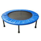 """Upper Bounce 90cm """" Mini Home Foldable Rebounder Health, Fun And Fitness Circular Trampoline Exercise Equipment"""