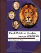 Classic Children's Literature Copywork