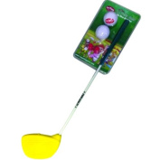 Le Petit Sports - Golf Club with Oversize Foam Head - Ages 6 & 8 for Left & Right Handers with Balls & Flag (Easy & Safe