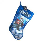 46cm Marvel 3D Lenticular Picture Avengers Assemble Thor Christmas Stocking