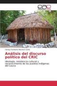 Analisis del Discurso Politico del Cric [Spanish]