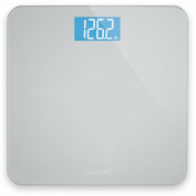 Balance High Accuracy Bathroom Scale with Easy-to-Read Backlit LCD and 5-Year Warranty