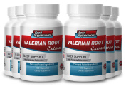 valerian root sleep aid - Valerian Root Extract 4:1 125mg - Enchance Mood and Improve Sleep with Herbal Valerian Root Extract