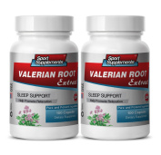 valerian root pure encapsulations - Valerian Root Extract 4:1 125mg - Pure Valerian Root to Calm the body and Increase Energy