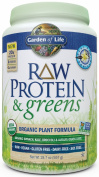 Garden of Life Raw Protein and Greens, Vanilla, 548 Gramme