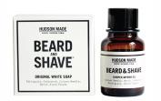 Hudson Made - Organic Juniper Myrrh Soap + Oil Combo