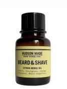 Hudson Made - Organic Citron Neroli Beard + Shave Oil