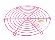 ScrapCooking 5169 Cooling Grid, Pink