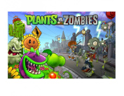 Plants Vs Zombies Edible Image Photo Sugar Frosting Icing Cake Topper Sheet Birthday Party - 1/4 Sheet - 76567