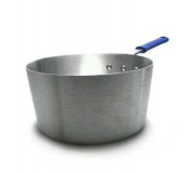 Vollrath 4347 Lincoln Sauce Pan, 6.6l., 6 Pack