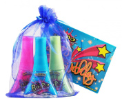 Bo-Po Polish Scented Birthday Pack with Blue Gift Bag